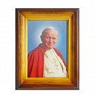 Obrazek ze świętym Jan Paweł II - obrazek 3D