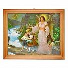 Obrazek w ramce Anioł Stróż 20x25