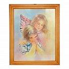 Obrazek w ramce Anioł Stróż