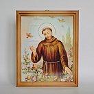 Obrazek w ramce św. Franciszek