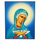 Obrazek Matka Boska Oblubienica Ducha św. wzór 2 średnia