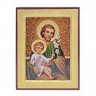Ikona św. Józef wzór 2