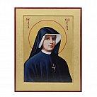 Ikona św. Faustyna