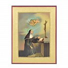 Ikona św. Rita, większa