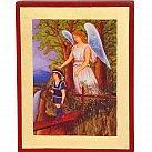 Ikona Anioł Stóż z Chłopcem