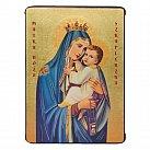 Ikona Matka Boża Szkaplerzna