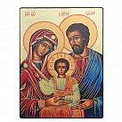 Ikona świętej Rodziny duża 30 x 40 cm