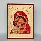 Ikona Matka Boska Czuła 18x24
