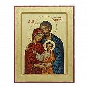 Ikona św. Rodzina mała