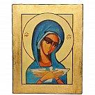 Ikona Matka Boska Oblubienica Ducha św.