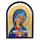 Ikona Maryi Oblubienicy Ducha świętego duża