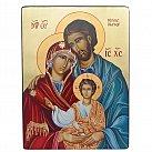 Ikona św. Rodziny 12x16