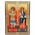 Ikona św. Michał i św. Gabriel