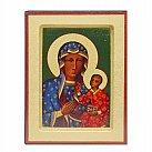 Ikona Matka Boża Częstochowska mała