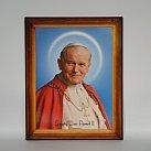 Obraz Święty Jan Paweł II 50x70 cm