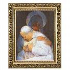 Obraz Jan Paweł II w objęciach Maryi