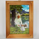 Obrazek w ramce Jan Paweł II
