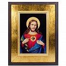 Obraz Ikona Serce Jezusa