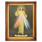 Obraz w ramie Jezus Miłosierny