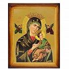Obrazek w ramce Matka Boska Nieustającej Pomocy 30x40