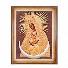 Obraz Matka Boska Ostrobramska 30 x 40 cm