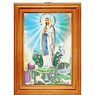 Obrazek Matka Boża Różańcowa 10 x 15