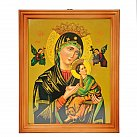 Obrazek w ramce Matka Boska Nieustajacej Pomocy 20 x 25