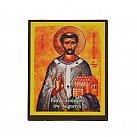 Ikona św. Augustyn patron teologów