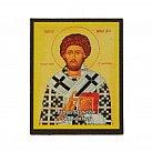 Ikona św. Bonifacy patron krawców