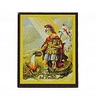 Ikona św. Florian patron hutników