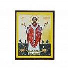Ikona św. Hubert patron myśliwych