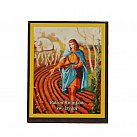 Ikona św. Izydor patron rolników