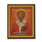 Ikona św. Klaudiusz patron rzeźbiarzy