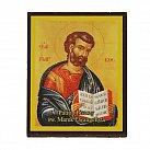 Ikona św. Marek Ewangelista patron pisarzy