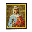 Ikona św. Marta patronka hotelarzy