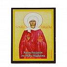 Ikona św. Maria Magdalena patronka fryzjerów