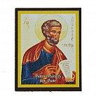 Ikona św. Piotr patron murarzy
