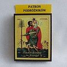 Ikona św. Krzysztof patron podróżników