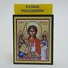 Ikona św. Michał patron policjantów