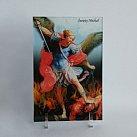 Obrazek święty Michał na plexi