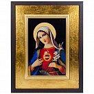 Obraz Ikona Serce Maryi