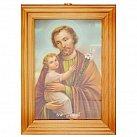 Obrazek w ramce Święty Józef