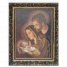 Święta Rodzina - obraz w ozdobnej ramie 50 x 70 cm