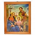 Obrazek w ramce św. Rodzina