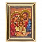 Obrazek Święta Rodzina z wizerunkiem z ikony