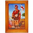 Obrazek św. Florian 10x15