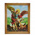 Obrazek w ramce św. Michał Archanioł