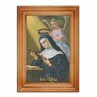 Obrazek w ramce święta Rita