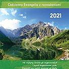 Żyć Ewangelią Codzienna Ewangelia z Rozważaniami na 2021