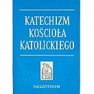 Katechizm Kościoła Katolickiego mały format twardy